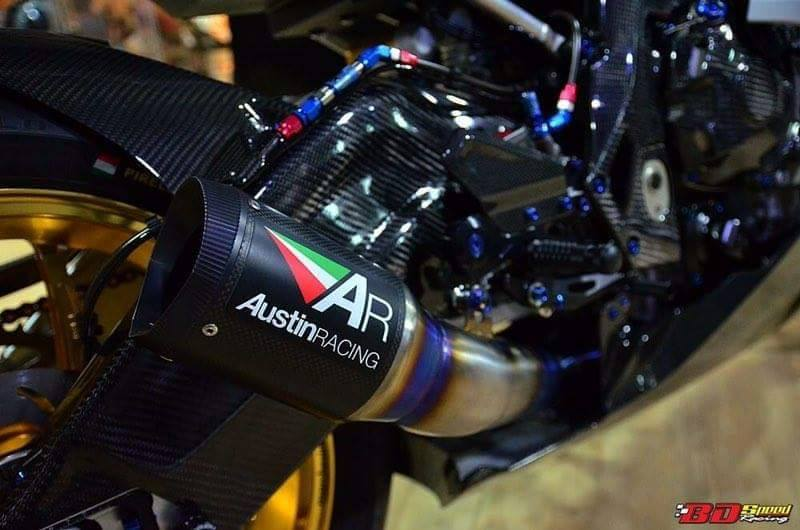 Austin Racing Exhausts