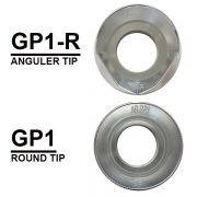 Anguler tip and Round Tip