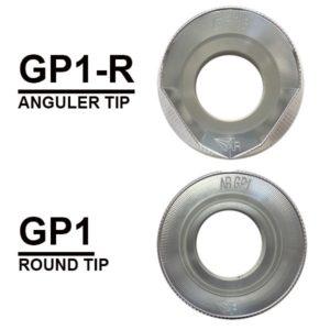 Anguler tip and Round Tip