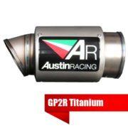 GP2R TITANIUM MUFFLER