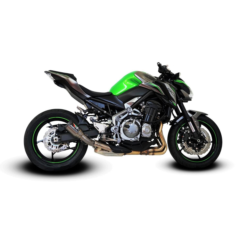 Kawasaki Z900 2017 Gp1 Slip On Austin Racing Exhausts Australia